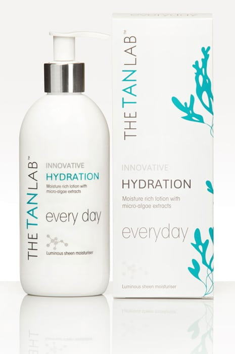 Madeleen Hydration Lotion wraps your entire body in moisture. With light reflecting particles for luminous glow, your skin will look flawless. With it's subtle exotic fragrance, our Hydration Lotion is infused with micro-algae extracts, rich in anti-oxidants and leaves your skin protected, hydrated and silky smooth! Moisture in every drop!